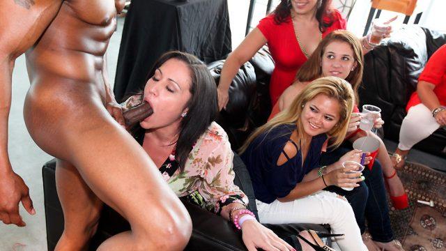 DANCING BEAR – Bachelorette Loft Party